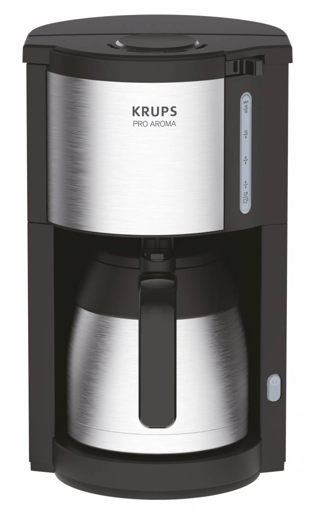 Krups Kaffeemaschine ProAroma Thermo mit Thermokanne.