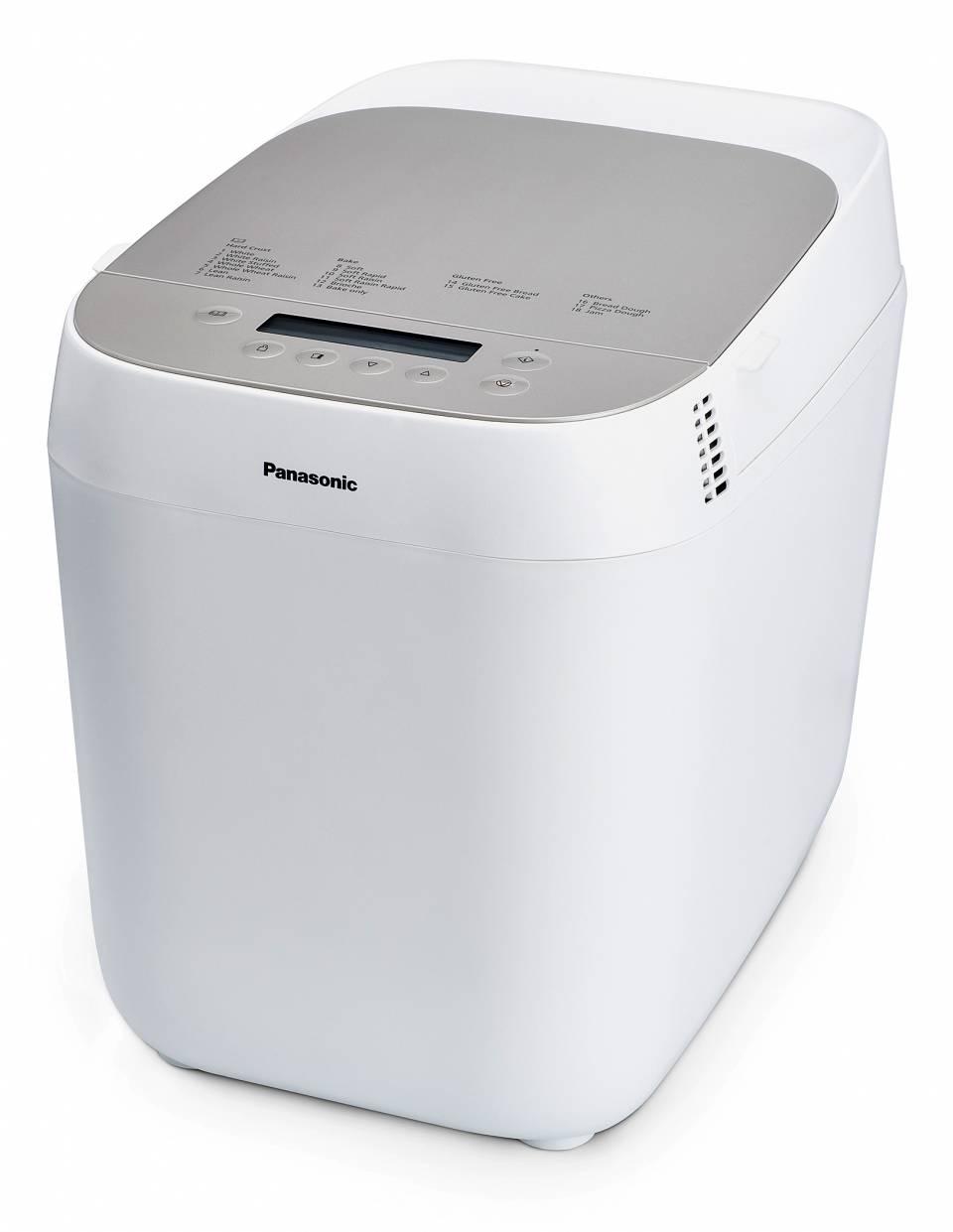 Panasonic Brotbackautomat Croustina backt Brote mit knusprigen Kruste und saftiger Krume.