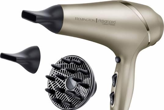 Remington Haartrockner Advanced Colour Protect AC8605 mit UV-Filter.