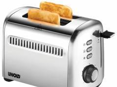 Unold Toaster 2er Retro mit 7 Röstgraden.