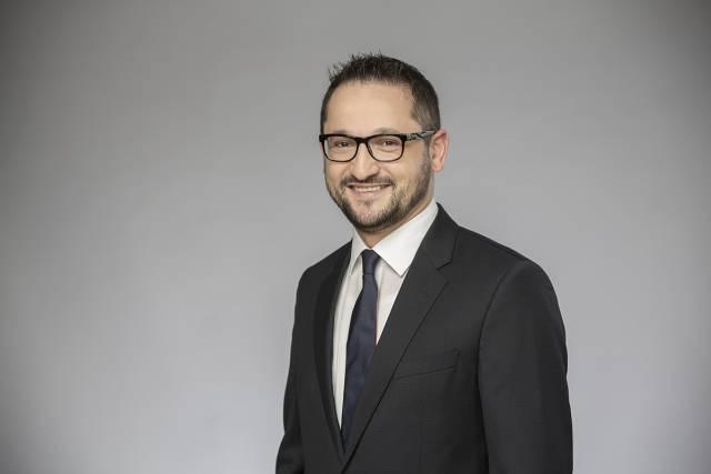 Danijel Vladimirov ist neuer Vertriebsdirektor für Elektrogroß- und –kleingeräte bei Grundig.