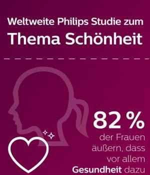 Die Philips-Studie zeigt: Schönheit ist auch Gefühlssache.
