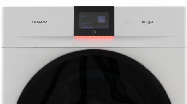 One Touch Waschmaschine von Sharp