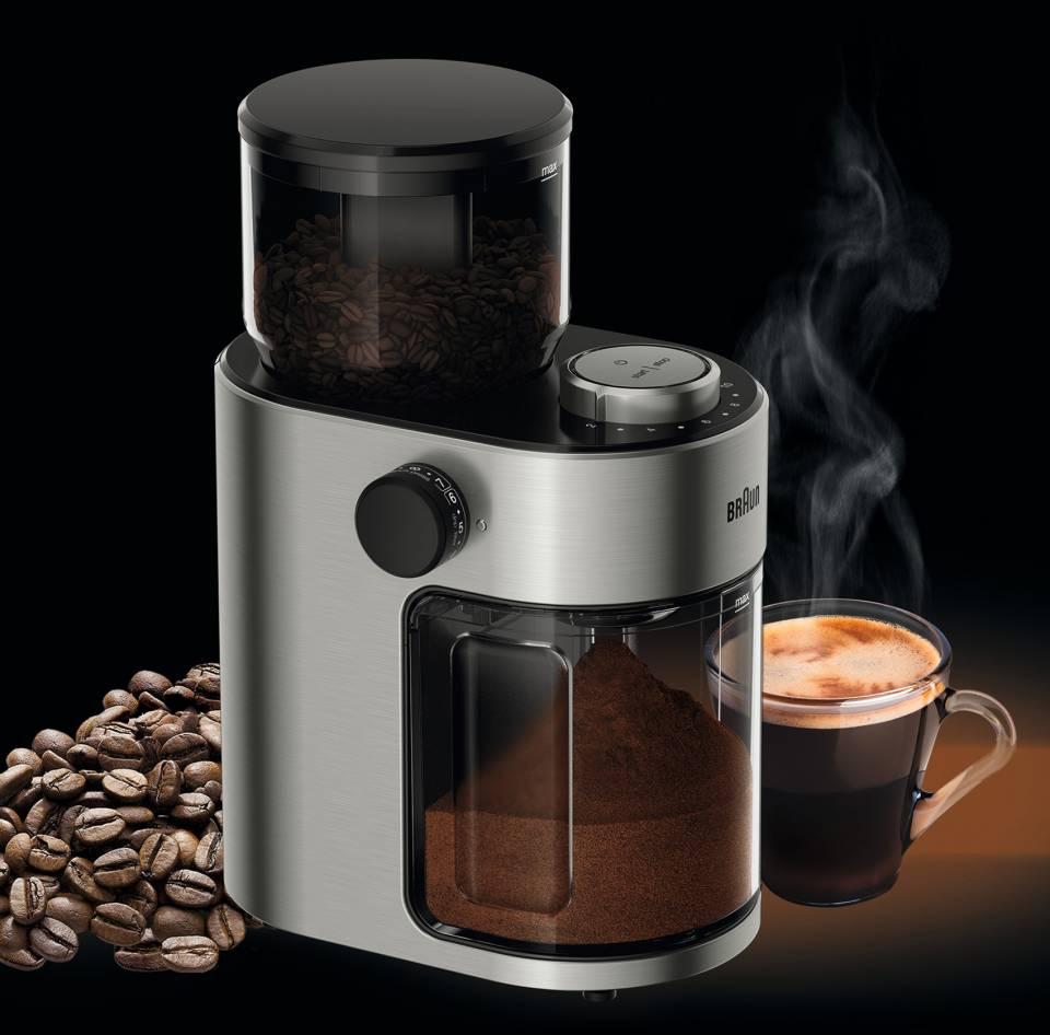 Braun Kaffeemühle FreshSet