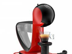 De'Longhi Kaffeemaschine Dolce Gusto Infinissima im Infinity-Look.