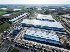 Der Logistik-Standort Krefeld-Fichtenhain ist das neue Rückgrat für Galaxus Deutschland.