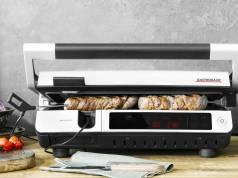 Gastroback Grill Design BBQ Advanced Control mit 6 Programmen.