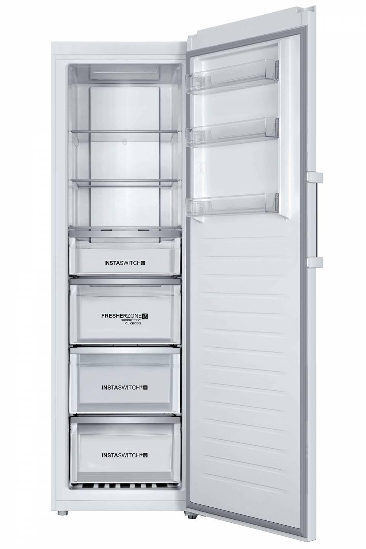 Haier Gefrierschrank InstaSwitch auch als Kühlschrank nutzbar.