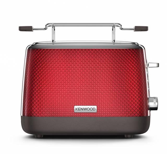 Kenwood Toaster Mesmerine in 3D-Optik.