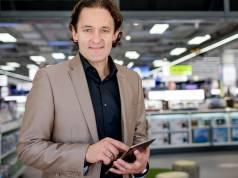 Was zählt ist am Ende einzig der Kundennutzen und nicht der mögliche Erfolg oder Misserfolg einer einzelnen Innovation: Martin Wild, Chief Innovation Officer der MediaMarktSaturn Retail Group.