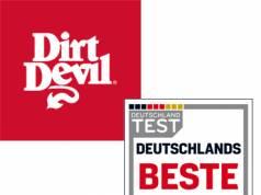 Sigel Focus Money Deutschlands beste Haushaltselektrogeräte Dirt Devil
