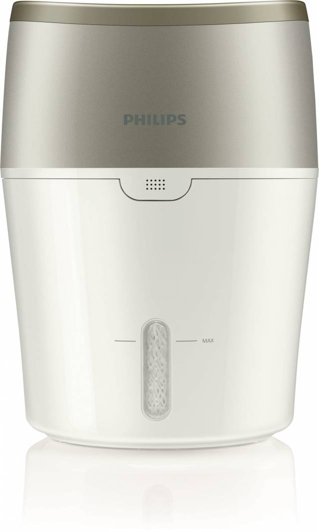 Philips Luftbefeuchter HU4803mit NanoCloud.