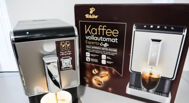 Tchibo Esperto Caffè Kaffeevollautomat-1