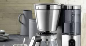 WMF Lumero Kaffeemaschine als Glas- oder Thermo-Modell erhältlich.