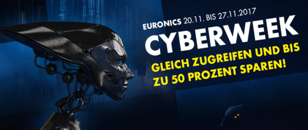 cyberweeks Euronics