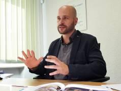 Überzeugter Erfa-Teilnehmer: Hendrik Neis, Elektromeister und Geschäftsführer.
