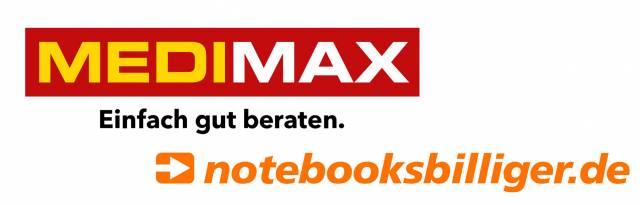 Logos medimax notebooksbilliger-de-collage