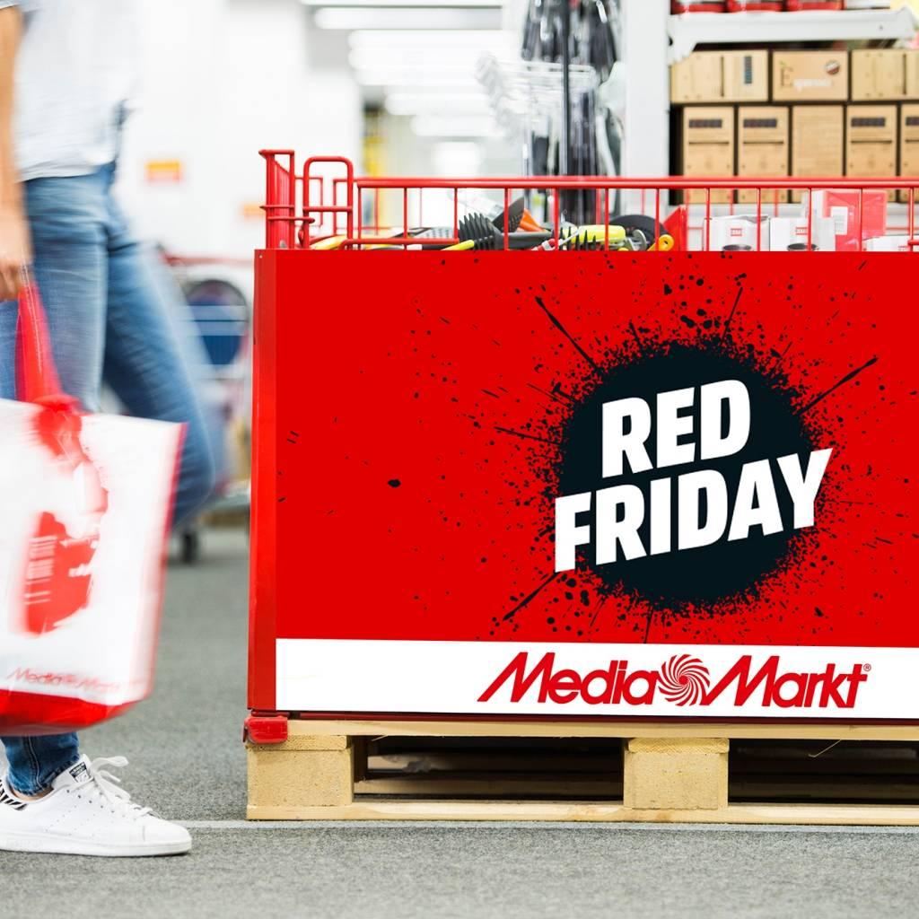 Red Friday Media Markt
