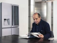 Trommelt für LG-Signature: Architekt Hadi Teherani.
