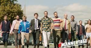 Große Kampagne: Männertage – mit Gefühlswelten.