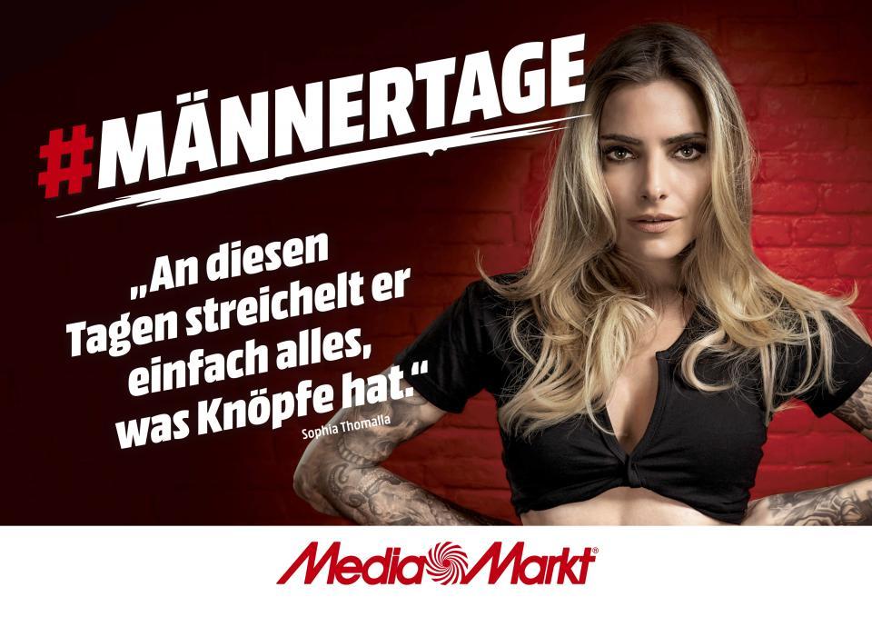 MediaMarkt Maennertage