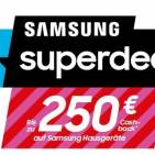 Vorweihnachtszeit: Neue Samsung #superdeals