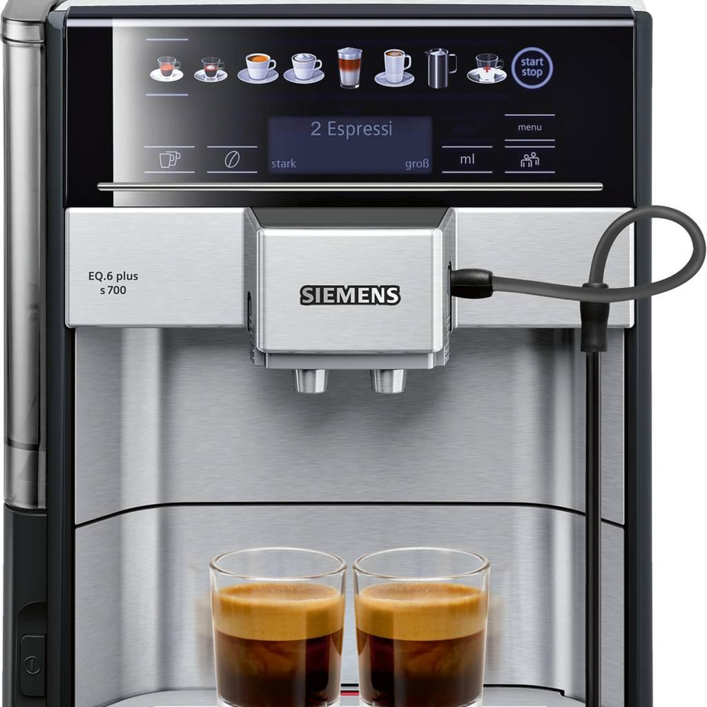 Bietet viel Komfort für vergleichsweise kleines Geld: Siemens EQ.6 plus.