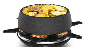 Tefal Raclette-Fondue Cheese 'n Co mit 6 Funktionen.