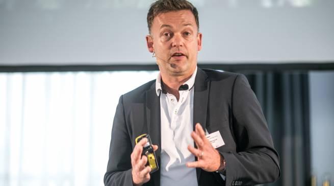 """""""Wir haben sechs Millionen Kundenkontakte, und wir wissen nichts"""", Thorsten Marquardt, Managing Director Retailtech Hub."""