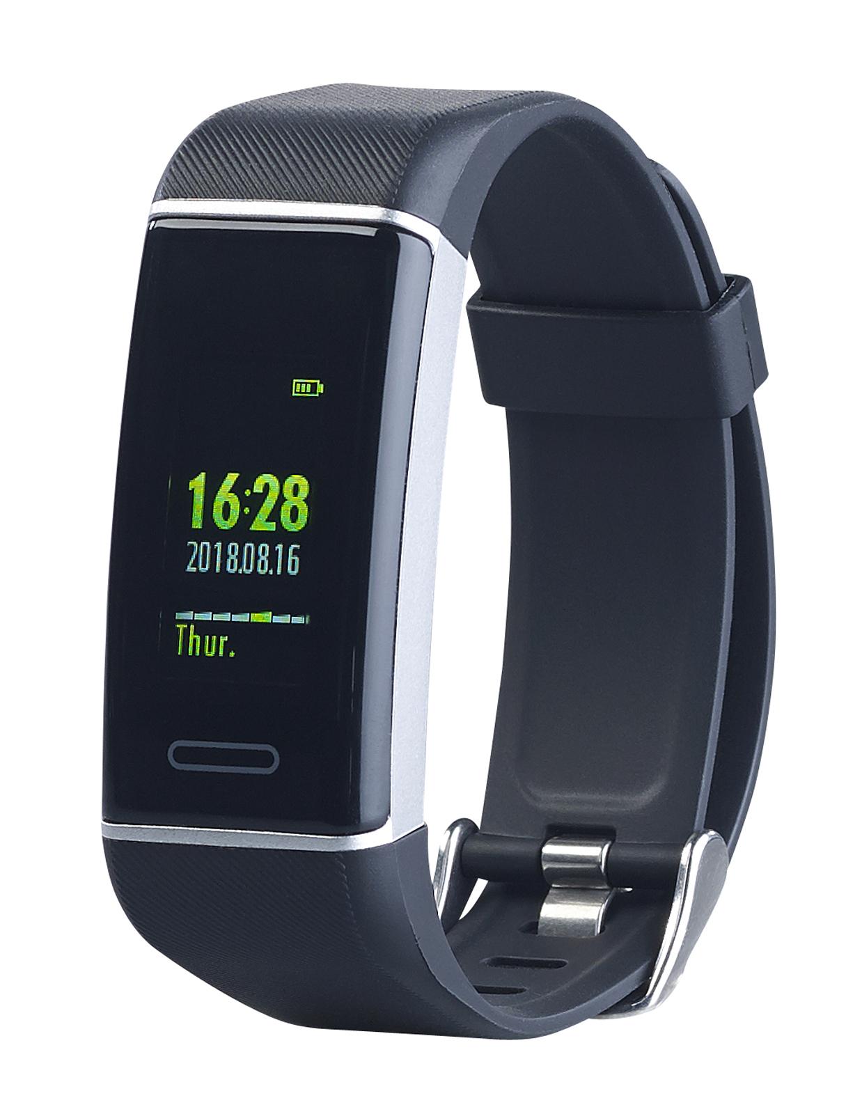 <h1>newgen medicals Fitness-Armband FBT-200.gps</h1><h3 style='font-size: 20px; margin: 0px 0px 15px 0px;'> -Anzeige von Trainings-Fortschritt, Herzfrequenz, Streckenverlauf, Push-Nachrichten, GP</h3>