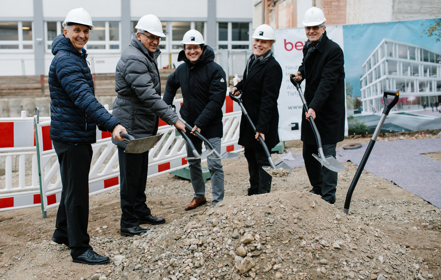 Beurer investiert kräftig am Standort Ulm