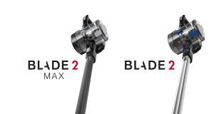 Dirt Devil Staubsauger Blade 2 und Blade 2 Max mit 32 oder 40 Volt Leisstung.