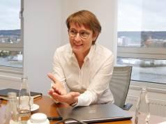 """""""Omnichannel muss jeder haben, um zukunftsfähig zu sein"""", EK-Vorstand Susanne Sorg."""