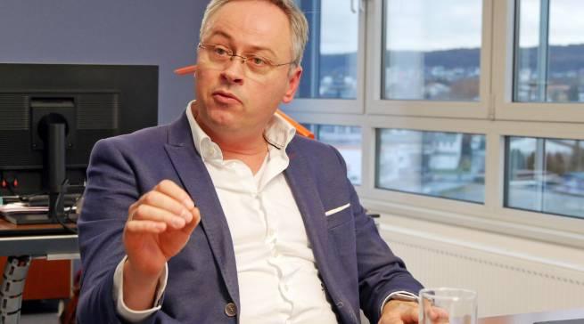 """Startet im kommenden Jahr mit zwei interaktiven Marktplatz-Piloten bei """"electroplus"""": Lutz Burneleit, Bereichsleiter Comfort bei EK/Servicegroup."""