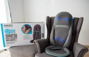 HoMedics GEL Shiatsu-Massageauflage