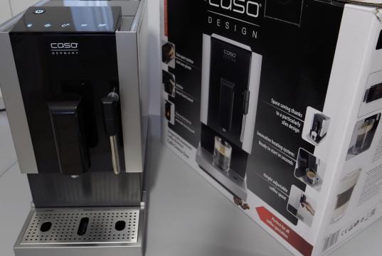 Caso Café Crema One Kaffeevollautomat