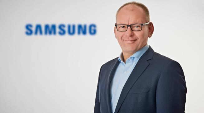 Andreas Lippert bekleidet seit dem 1. Oktober die Position Vertriebsleiter Retail bei Samsung.