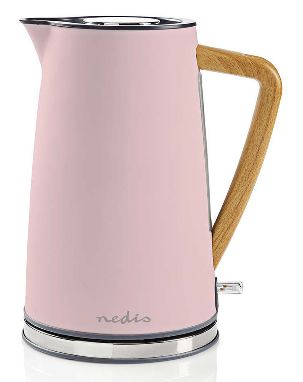 <h1>Nedis Soft-Touch-Wasserkocher KAWK510</h1><h3 style='font-size: 20px; margin: 0px 0px 15px 0px;'> -1,7 Liter Fassungsvermögen, Soft-Touch-Oberfläche</h3>
