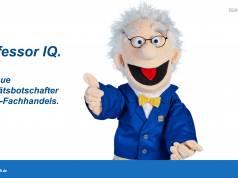 Gestatten, ich bin Professor IQ. Mein Forschungsgebiet ist die Lebensqualität des Homo sapiens.