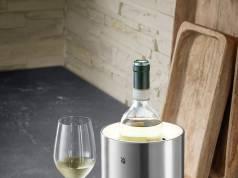 Auszeichnung für Design-Qualität: WMF Ambient Sekt- & Weinkühler.