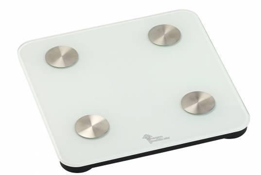newgen medicals 7in1-Körperanalysewaage mit Bluetooth und Benutzer-Erkennung.