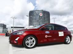 Treiber für das IoT: Immer mehr Autos kommunizieren im Internet der Dinge. Foto: Vodafone