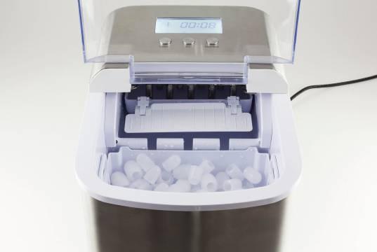 Caso Eiswürfelmaschine IceChef Pro für bis zu 500gr. Eiswürfel.