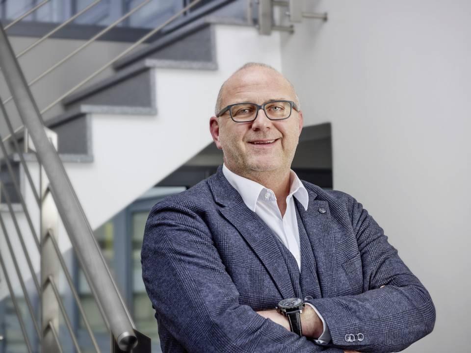 Neu bei Severin: Gerald Berchtenbreiter ist Head of Sales National.