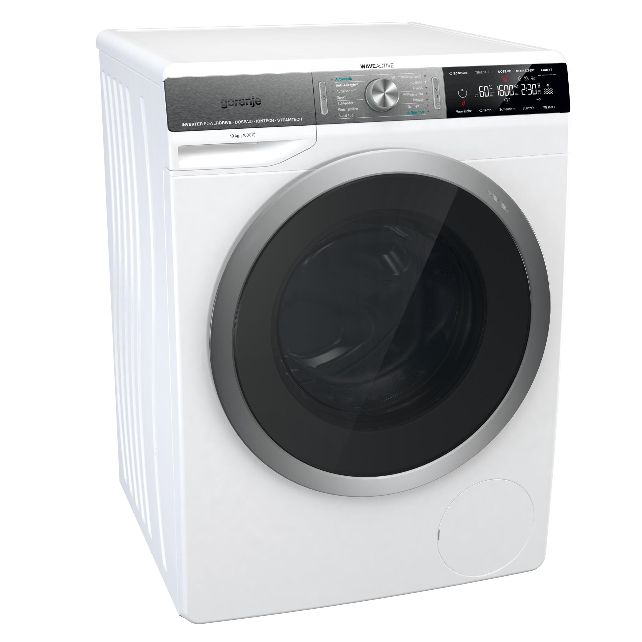Gorenje Waschmaschine Waveactive Ws 168 Lnst