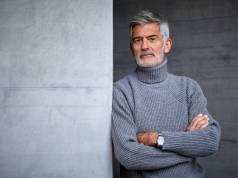 """""""Mit meinem Entwurf möchte ich den Raum Küche zelebrieren und zum Denken anregen"""", so der Designer Alfredo Häberli. Foto: Helge Ferbitz"""