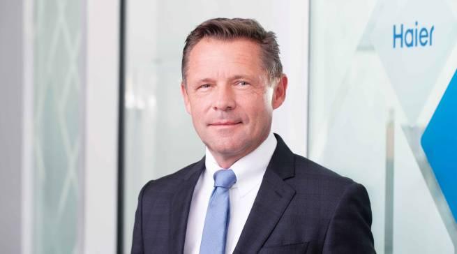 """""""Die LivingKitchen ist im Rahmen unserer Strategie ein wichtiger Baustein zum geplanten Markenaufbau."""" Thomas Wittling, Geschäftsführer der Haier Deutschland GmbH, verantwortlich für die Märkte Deutschland, Österreich und Schweiz."""