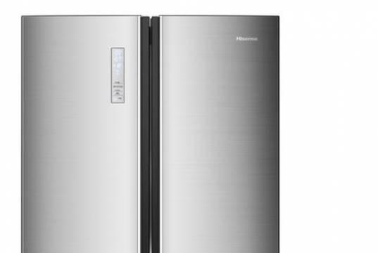 Hisense Kühl- /Gefrierkombination Multi-Door RQ689N4AC2 mit Triple-Tech Cooling.