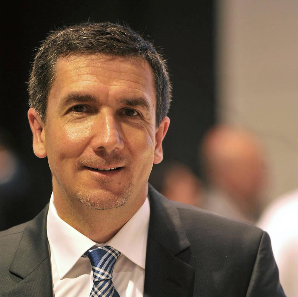 Gerd Holl, General Manager Sage Appliances für Deutschland und Österreich