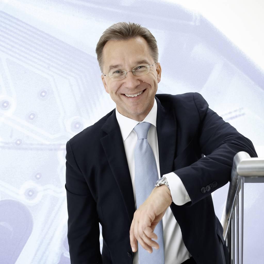 Verspricht ein ereignisreiches Jubiläumsjahr: Euronics Vorstandssprecher Benedict Kober.